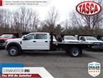 2019 F-550 Crew Cab DRW 4x2,  Knapheide Platform Body #CR5571 - photo 1
