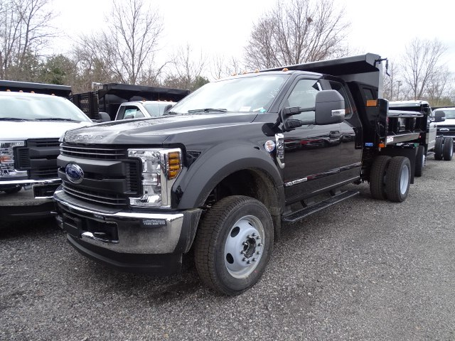 2019 F-450 Super Cab DRW 4x4, Rugby Eliminator LP Steel Dump Body #CR5580 - photo 3