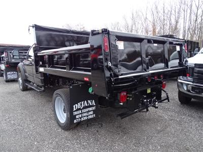 2019 F-450 Super Cab DRW 4x4, Rugby Eliminator LP Steel Dump Body #CR5580 - photo 2