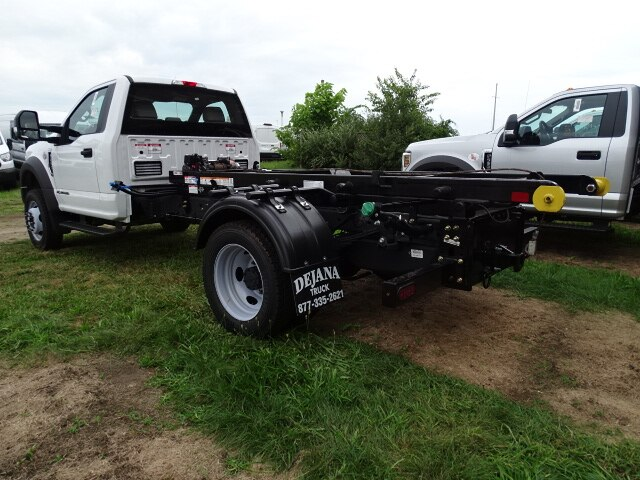 2019 F-550 Regular Cab DRW 4x4,  Switch N Go Hooklift Body #CR5582 - photo 1