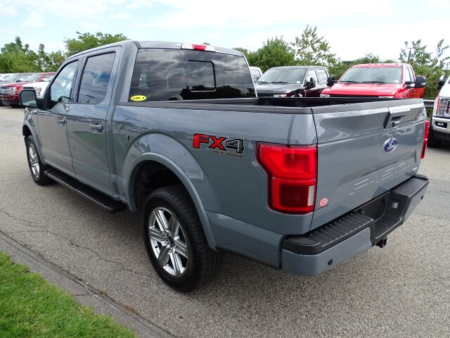 2019 F-150 SuperCrew Cab 4x4,  Pickup #CR5593FC - photo 6