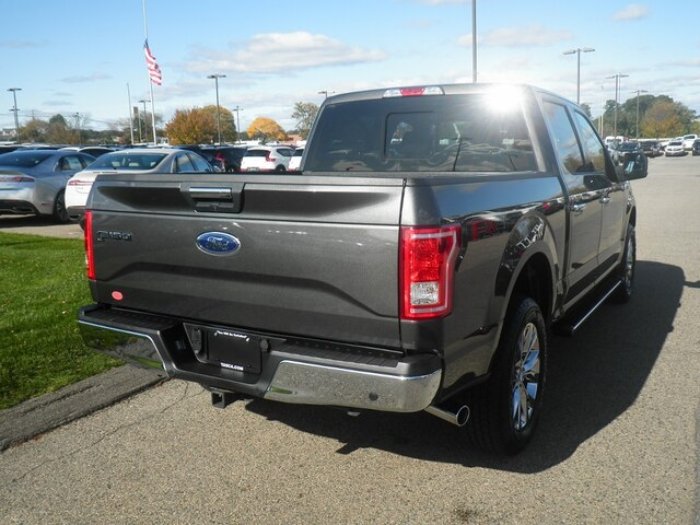 2017 F-150 SuperCrew Cab 4x4,  Pickup #CR5593FD - photo 1