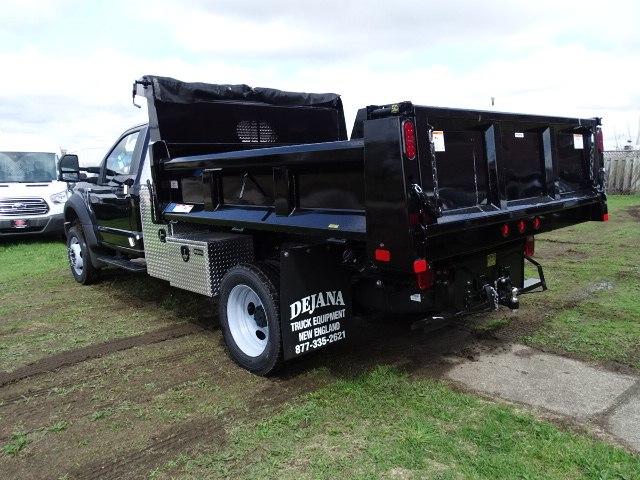 2019 F-550 Regular Cab DRW 4x4,  Rugby Dump Body #CR5599 - photo 1