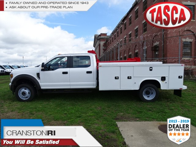 2019 F-550 Crew Cab DRW 4x4,  Knapheide Service Body #CR5602 - photo 1