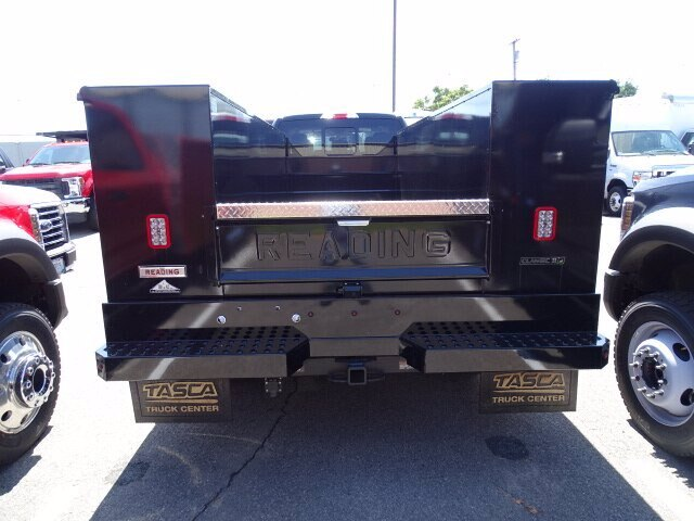 2019 F-550 Super Cab DRW 4x4, Reading Service Body #CR5628 - photo 1