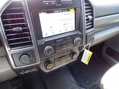 2019 Ford F-550 Super Cab DRW 4x4, Reading Classic II Aluminum  Service Body #CR5628 - photo 8