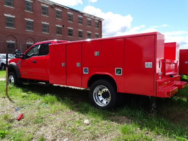 2019 F-550 Super Cab DRW 4x4,  Reading Service Body #CR5655 - photo 1