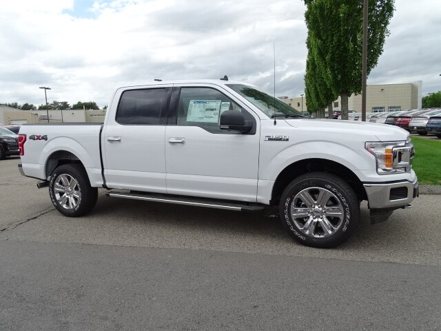 2019 F-150 SuperCrew Cab 4x4,  Pickup #CR5662 - photo 3