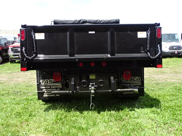 2019 F-550 Regular Cab DRW 4x4, Rugby Dump Body #CR5718 - photo 1