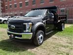 2019 F-550 Regular Cab DRW 4x4,  Rugby Eliminator LP Steel Dump Body #CR5718 - photo 3