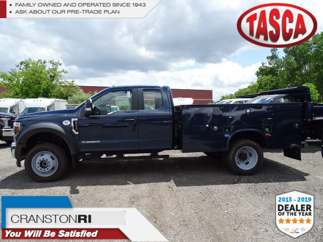 2019 F-450 Super Cab DRW 4x4,  Knapheide Service Body #CR5730 - photo 1