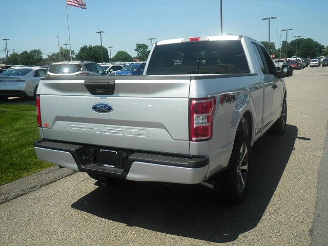 2019 F-150 Super Cab 4x4,  Pickup #CR5740 - photo 2