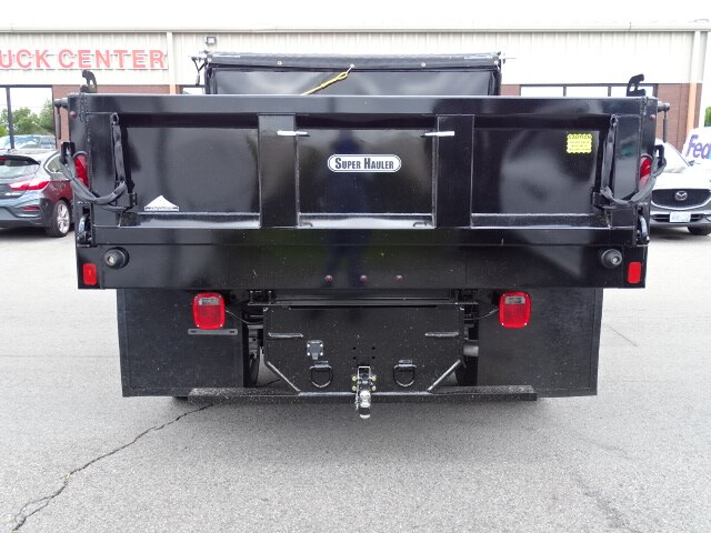 2019 F-350 Regular Cab DRW 4x4,  Dump Body #CR5768 - photo 1