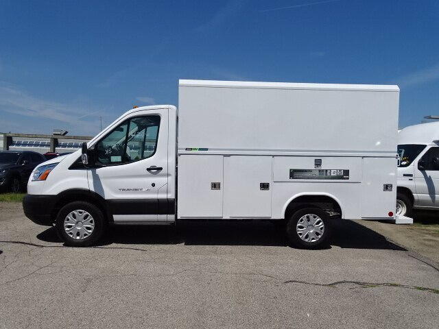 2019 Transit 350 4x2, Reading Aluminum TSC Service Utility Van #CR5791 - photo 1