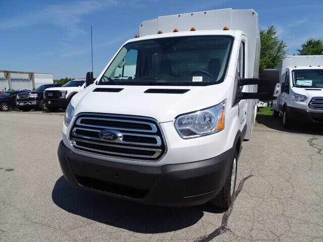 2019 Transit 350 4x2, Reading Aluminum CSV Service Utility Van #CR5791 - photo 3