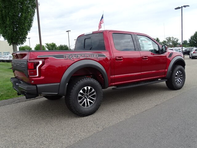 2019 F-150 SuperCrew Cab 4x4,  Pickup #CR5802 - photo 1