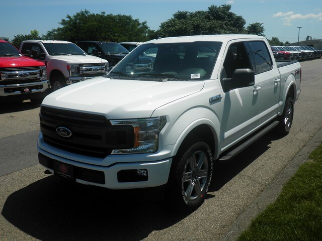 2019 F-150 SuperCrew Cab 4x4,  Pickup #CR5822 - photo 4