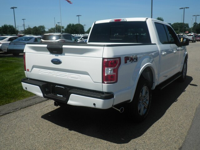 2019 F-150 SuperCrew Cab 4x4,  Pickup #CR5822 - photo 2