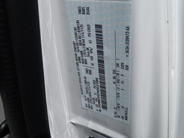 2019 E-350 4x2,  Dejana DuraCube Cutaway Van #CR5840 - photo 9