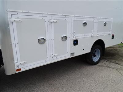 2019 F-550 Regular Cab DRW 4x2,  Dejana DuraBox Max Dry Freight #CR5841 - photo 4