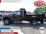 2019 F-350 Regular Cab DRW 4x4,  Reading Dump Body #CR5849 - photo 1