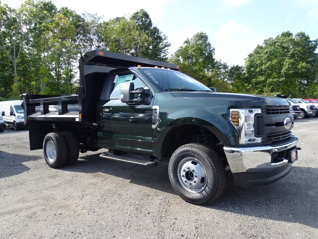 2019 F-350 Regular Cab DRW 4x4, SH Truck Bodies Dump Body #CR5850 - photo 3