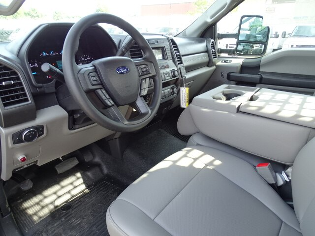 2019 F-350 Regular Cab DRW 4x4, SH Truck Bodies Dump Body #CR5850 - photo 4
