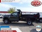 2019 F-350 Regular Cab DRW 4x4,  Brake & Clutch Dump Body #CR5850 - photo 1