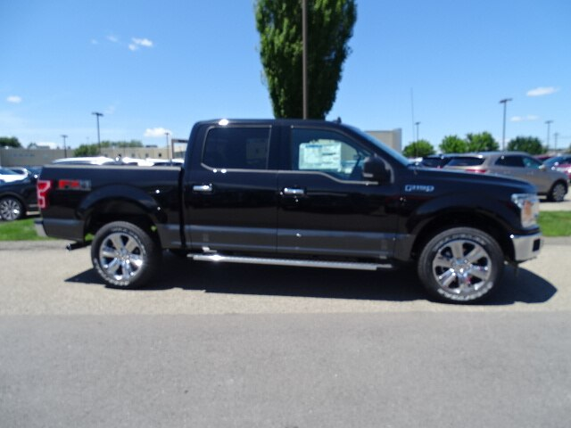2019 F-150 SuperCrew Cab 4x4,  Pickup #CR5851 - photo 4