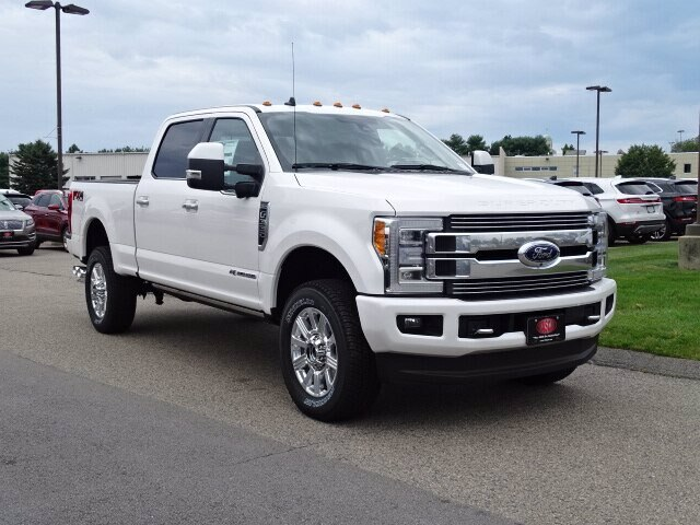 2019 Ford F-350 Crew Cab 4x4, Pickup #CR5929 - photo 3