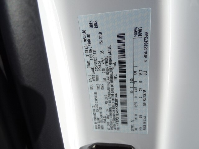 2019 F-150 Super Cab 4x4, Pickup #CR5956 - photo 13