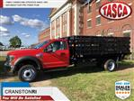 2019 F-550 Regular Cab DRW 4x2,  Knapheide Stake Bed #CR5963 - photo 1