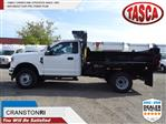 2019 F-350 Regular Cab DRW 4x4,  SH Truck Bodies Dump Body #CR5964 - photo 1