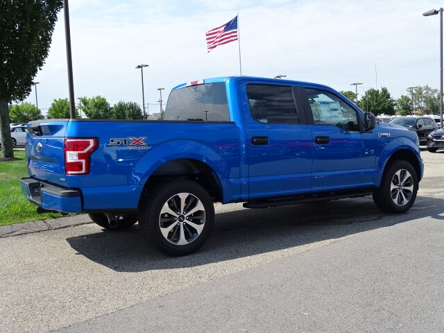 2019 F-150 SuperCrew Cab 4x4, Pickup #CR5974 - photo 1