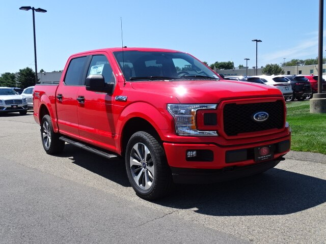 2019 F-150 SuperCrew Cab 4x4,  Pickup #CR5994 - photo 3