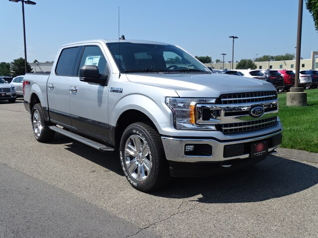 2019 F-150 SuperCrew Cab 4x4, Pickup #CR6013 - photo 3