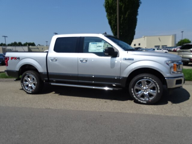 2019 F-150 SuperCrew Cab 4x4, Pickup #CR6013 - photo 4