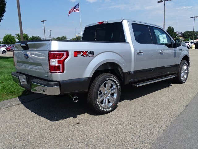 2019 F-150 SuperCrew Cab 4x4, Pickup #CR6013 - photo 2