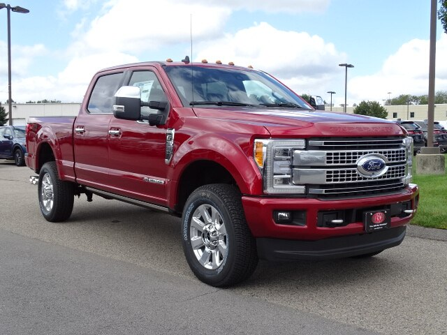 2019 F-350 Crew Cab 4x4, Pickup #CR6023 - photo 3