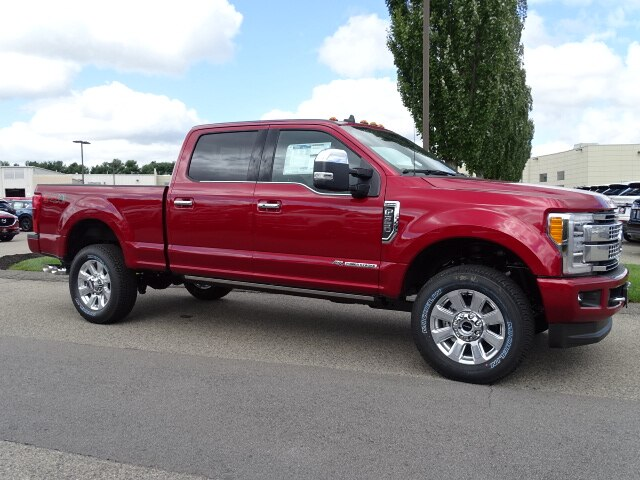2019 F-350 Crew Cab 4x4, Pickup #CR6023 - photo 4