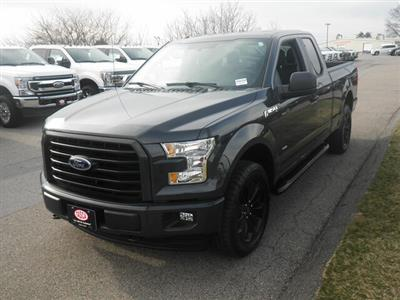 2017 F-150 Super Cab 4x4, Pickup #CR6079A - photo 4