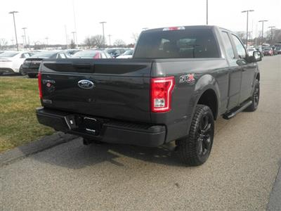 2017 F-150 Super Cab 4x4, Pickup #CR6079A - photo 2