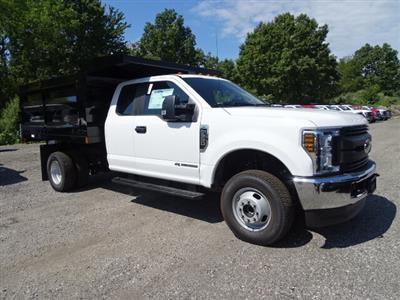 2019 F-350 Super Cab DRW 4x4, Rugby Landscape Dump #CR6117 - photo 2