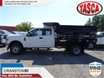 2019 F-350 Super Cab DRW 4x4, Rugby Landscape Dump #CR6117 - photo 1