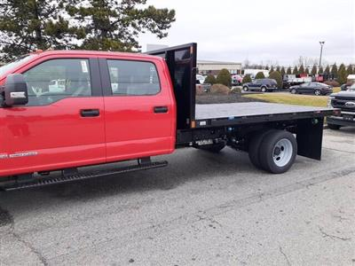 2019 F-550 Crew Cab DRW 4x4, SH Truck Bodies Stake Bed #CR6120 - photo 10