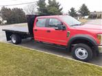 2019 F-550 Crew Cab DRW 4x4, SH Truck Bodies Stake Bed #CR6120 - photo 1