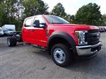 2019 F-550 Crew Cab DRW 4x4,  Cab Chassis #CR6120 - photo 1