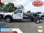 2019 F-550 Regular Cab DRW 4x4,  Cab Chassis #CR6141 - photo 1