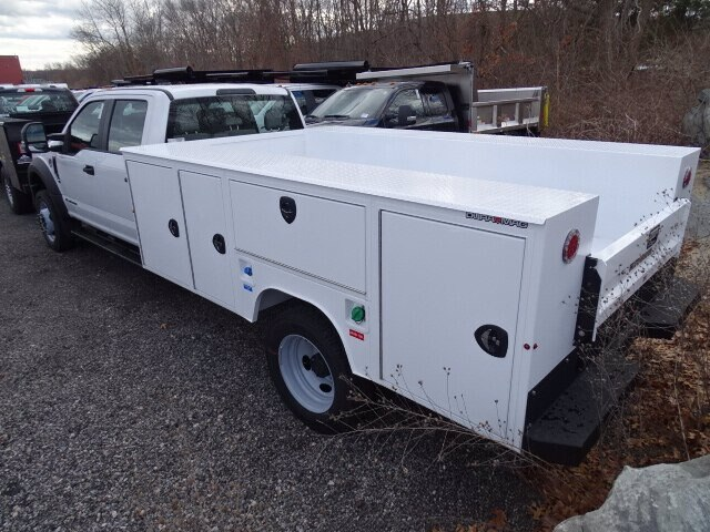 2019 F-550 Crew Cab DRW 4x4, Duramag S Series Service Body #CR6142 - photo 2