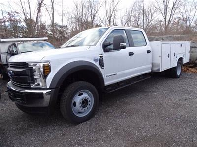 2019 F-550 Crew Cab DRW 4x4, Duramag S Series Service Body #CR6142 - photo 1
